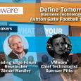 Define Tomorrow 2018 - Business Technology Conference