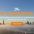 The UX Conference in London