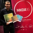 Guild member Amasci Creative sweeps the board at MK Digital Awards
