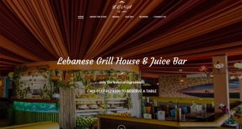 Lona Grill House and Juice Bar
