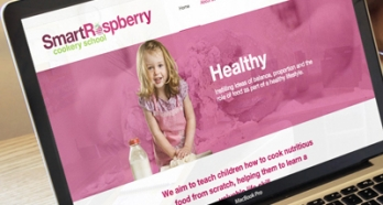 Smart Raspberry Website