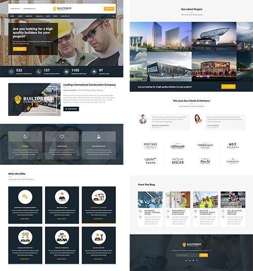 Example Premium WordPress Theme