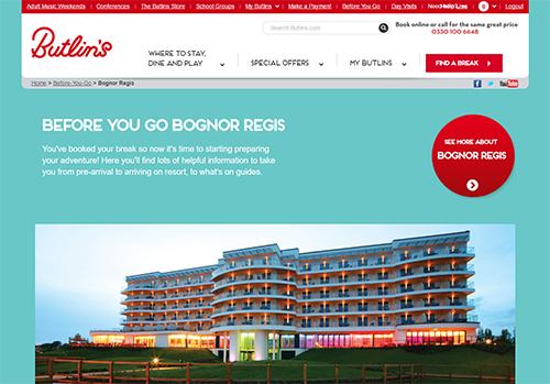 Butlins.com Bognor Regis